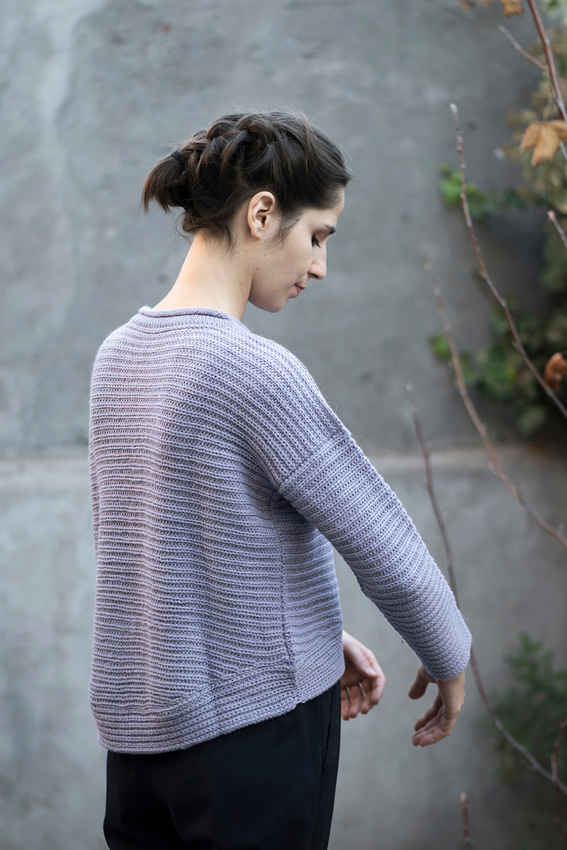 Sweater Laura Lavanda