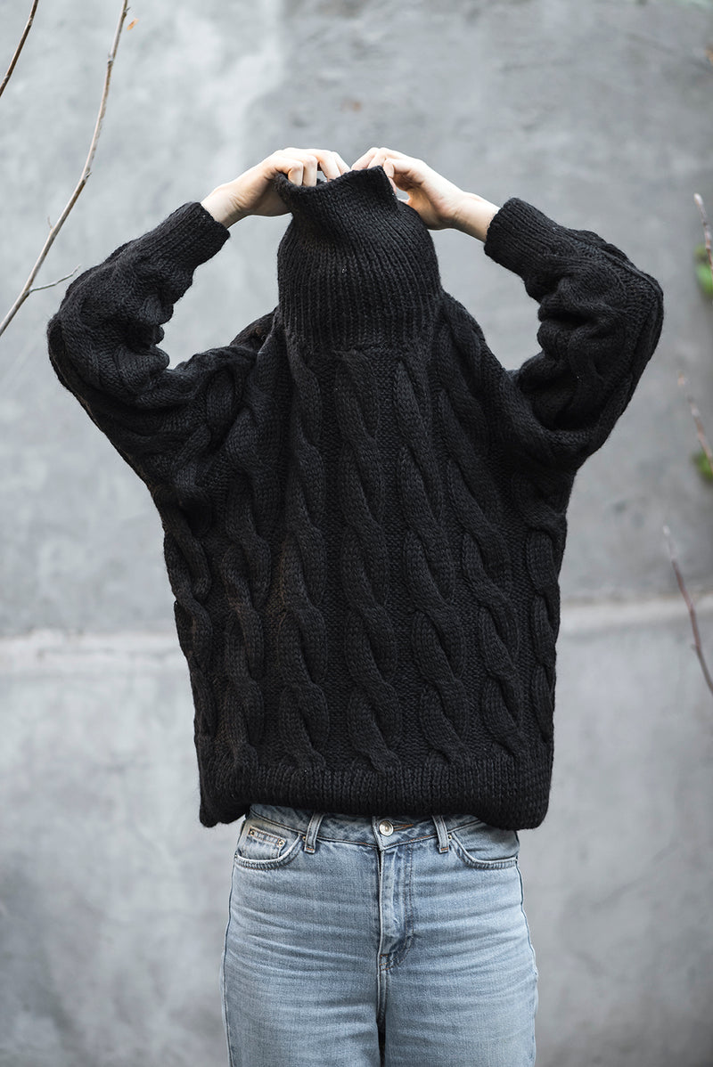 Sweater Maria Black