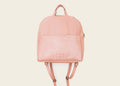 Round Backpack Pale Rose