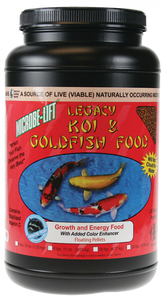 Microbe-Lift Legacy Koi and Goldfish Food - High Growth & Energy 2 lb. 4 oz.