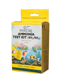 API Pond Care Ammonia Test Kit