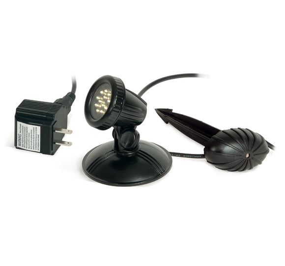 Atlantic 1.6 Watt LED Pond Light - 1 Light Kit and Transformer
