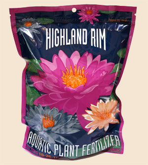 Highland Rim Pond Plant Water Lily Fertilizer Tablets 80 count