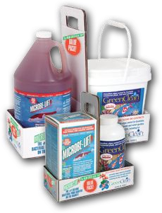 Microbe-Lift Mean Green Algae Team - 1 Gallon / 8 lbs.