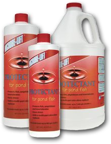 Microbe-Lift Pond Fish Protectant - 32 Oz.