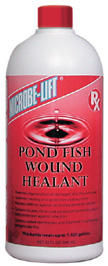 Microbe-Lift® Pond Fish Wound Healant 32oz.