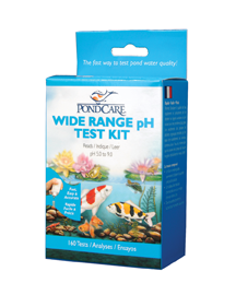 API / Pond Care Wide Range pH Test Kit