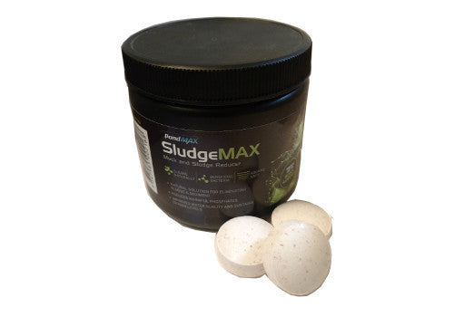 PondMAX SludgeMAX Muck and Sludge Remover - 24 Tablets