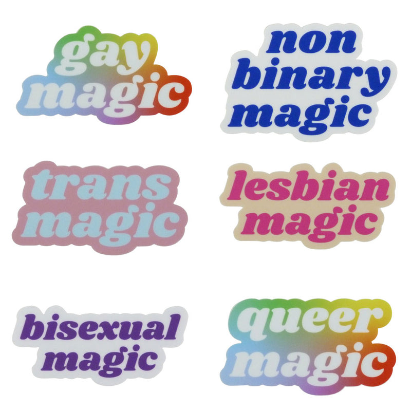 Magic Stickers