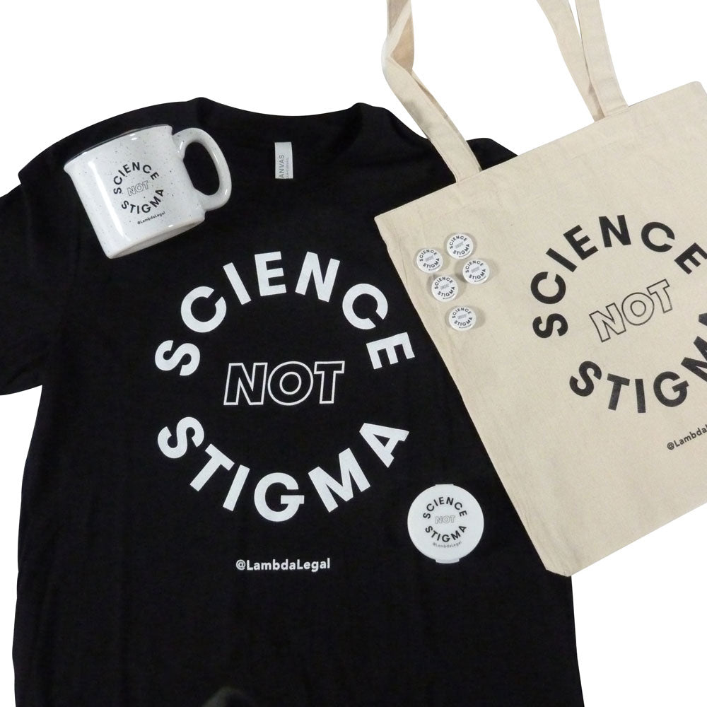 Science Not Stigma Variety Pack