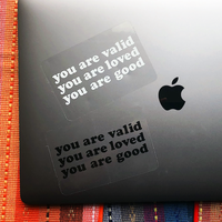 You Are Decal Pack