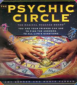 Psychic Circle by Zerner & Farber