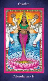 Tarot Deck: Journey to the Goddess Realm