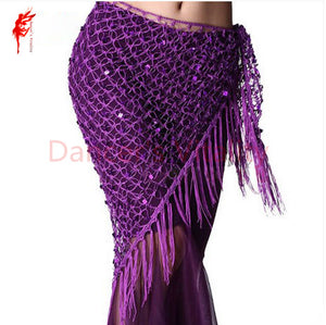 Hip scarf for women