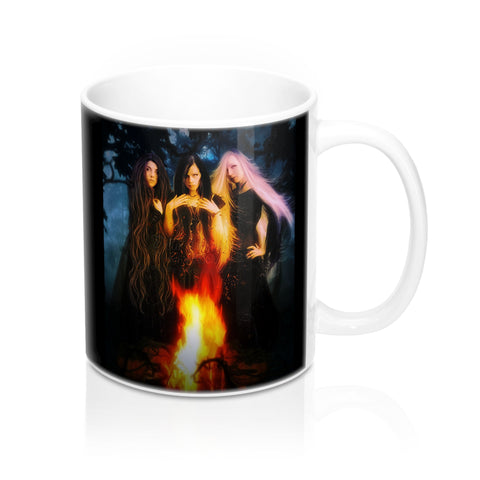 GET YOUR WITCHY ON Mug 11oz