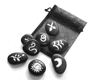 EXCLUSIVE - Familiar Territory  WITCHES' Runes