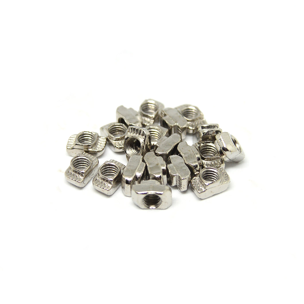 M5 Drop In T-Nut (30 pack)