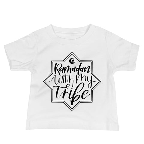 Ramadan with my Tribe infant and toddler tee