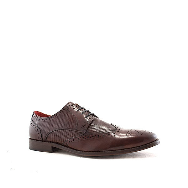Escape Cleveland Lace Shoe - Bordeaux (Wine) - jjdonnelly