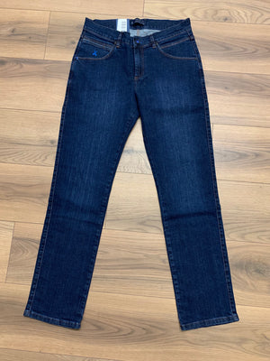 Benetti Diego Dark Wash Straight Leg Jean - jjdonnelly