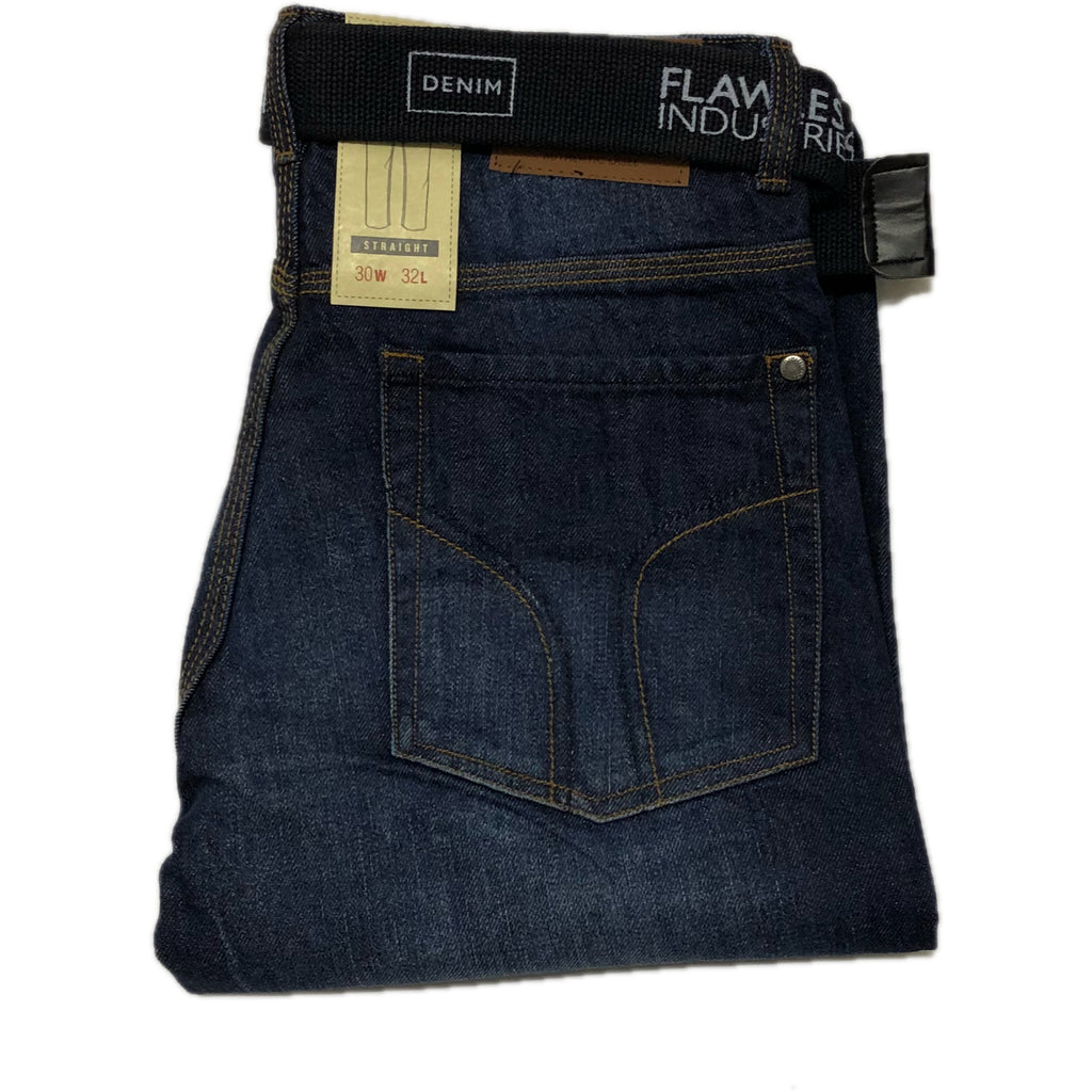 Flawless Dark Wash Jean