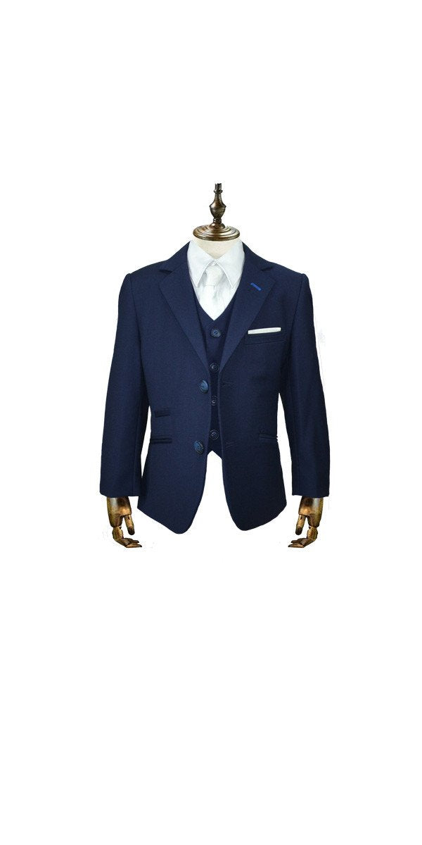 Cavani Boys Jefferson Suit - jjdonnelly