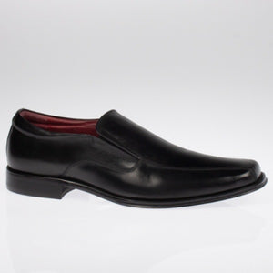 Escape Mens Everlast Slip On Shoe - Black - jjdonnelly
