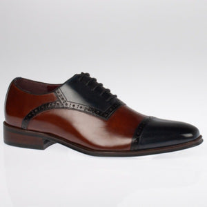 Escape Mens Shoe - Elita Marine Mix - jjdonnelly
