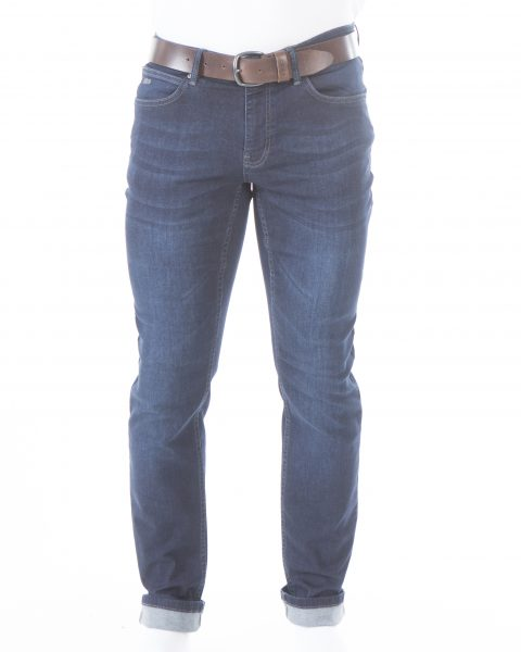 Scott & Wade Miami Straight Leg Jean - Dark Wash - jjdonnelly