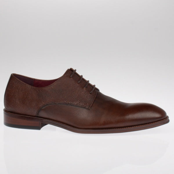 Escape Gunner B Lace Shoe - Oak (Brown) - jjdonnelly