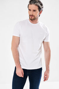 Mineral Glock T-Shirt - White - jjdonnelly