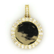 Load image into Gallery viewer, 14K Yellow Gold Memory Pendant 1.75 Ctw