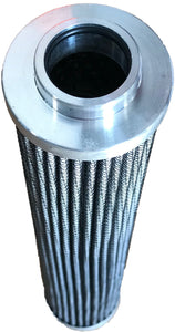"LUBRICATING & HYDRAULIC OIL PARTICULATE FILTER 2"" x 10"" 6 Micron - Can be used on ESP 136 & ESP 336  - CC-ESP-FLTR-06UM-P"