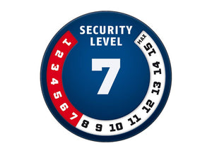 Abus Security Level 7