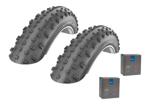 Schwalbe Jumbo Jim Bundle