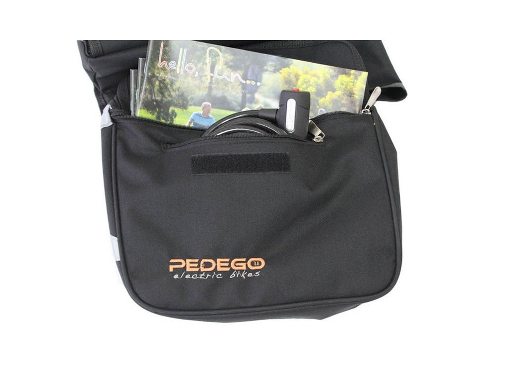 Pedego Pannier Bag Interior