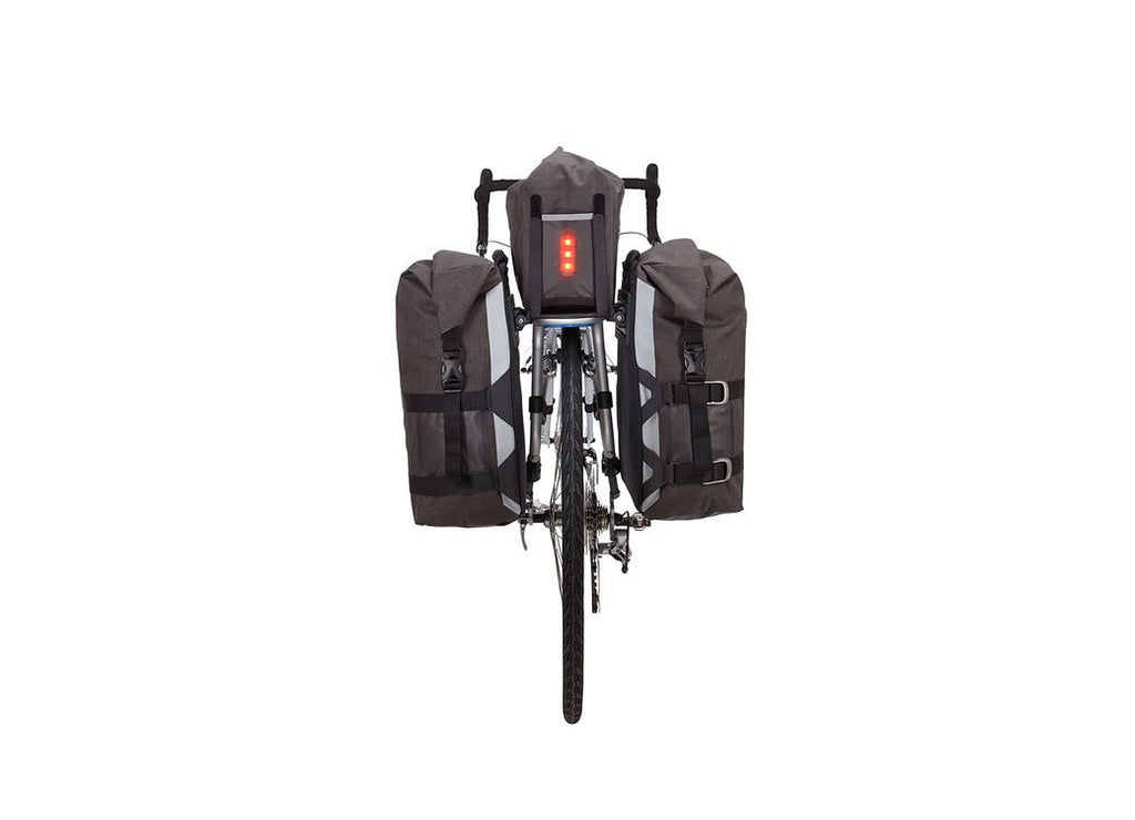 Thule Pack 'n Pedal Trunk Bag on Rack