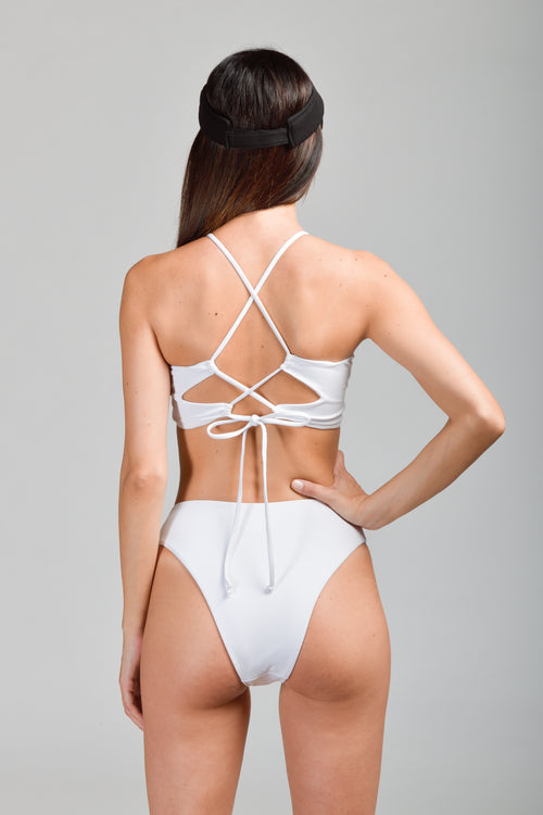 NEW!!! SAVANNAH WHITE high rise bottom
