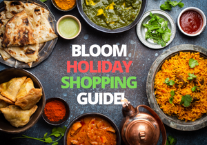 Bloom Holiday Shopping Guide!