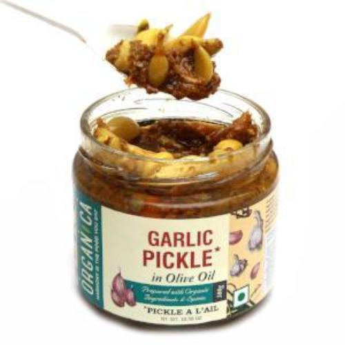 Buy Organica Garlic Pickle in Canada
