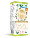 Cultivator's Organic Herbal Golden Blonde Hair Color (4x25g)