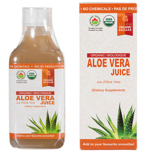 Bloom Organic Aloe Vera Juice in Canada
