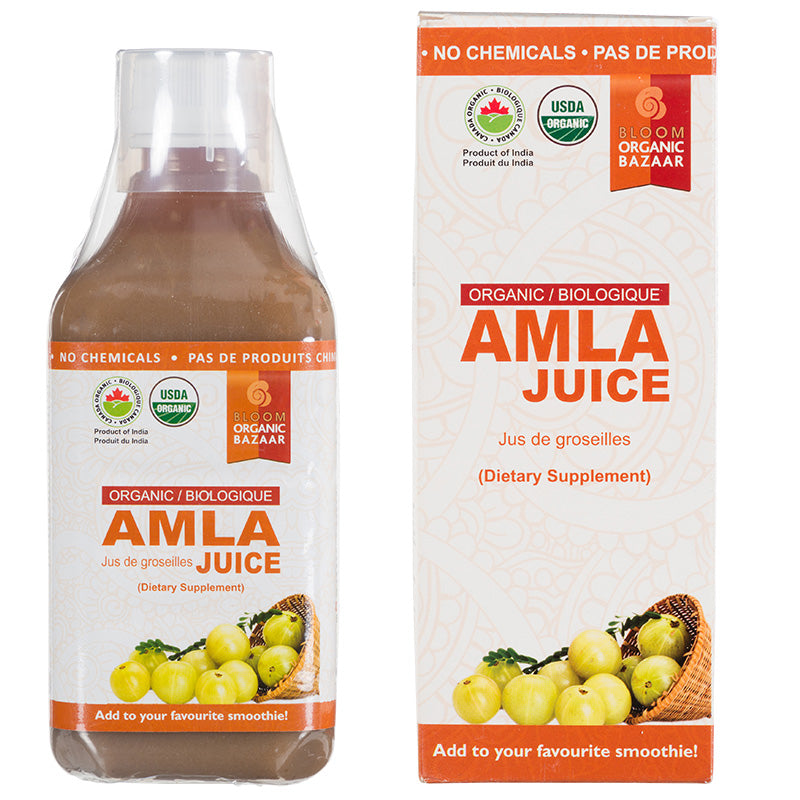 Bloom Organic Amla Juice