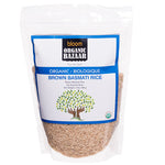 Bloom Organic Brown Basmati Rice in Canada