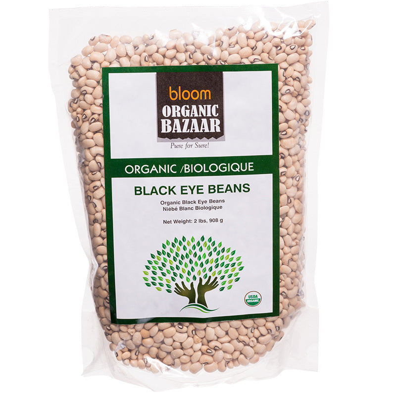 Bloom Organic Black Eye Beans in Canada