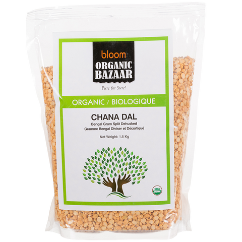 Bloom  Chana Dal