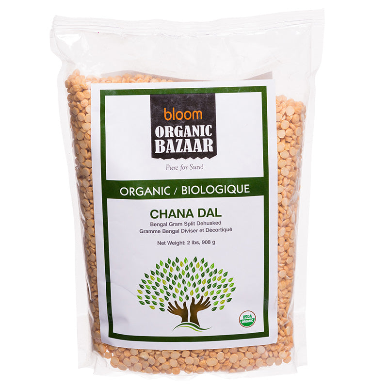Bloom Organic Chana Dal in Canada