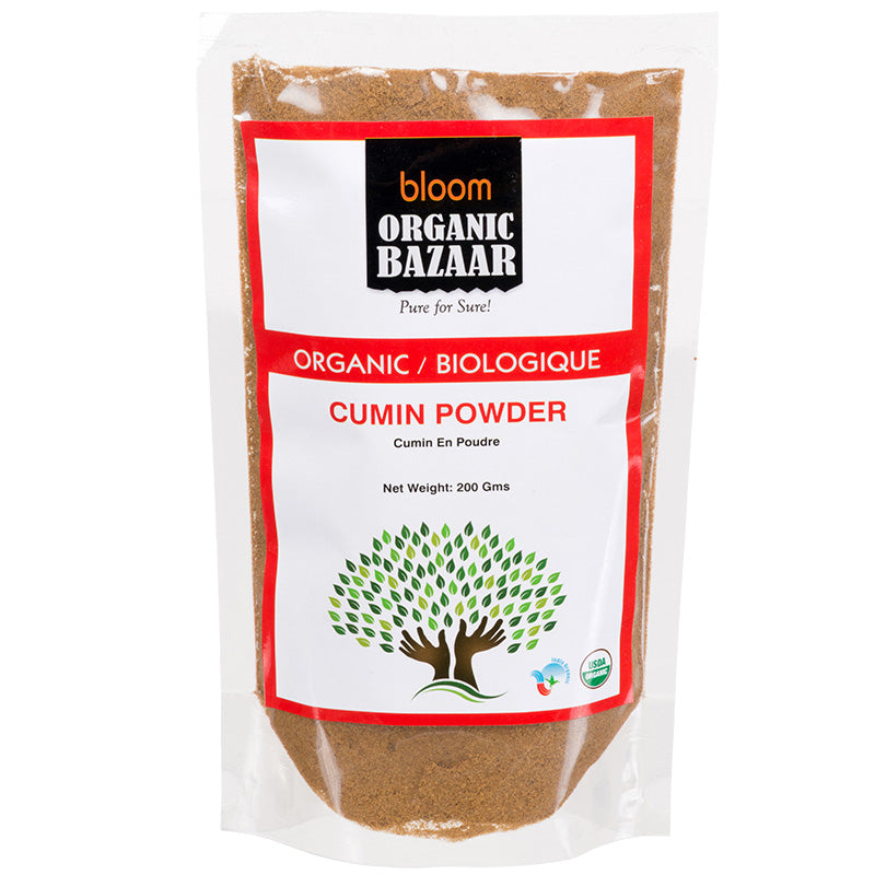 Bloom Organic Cumin Powder in Canada