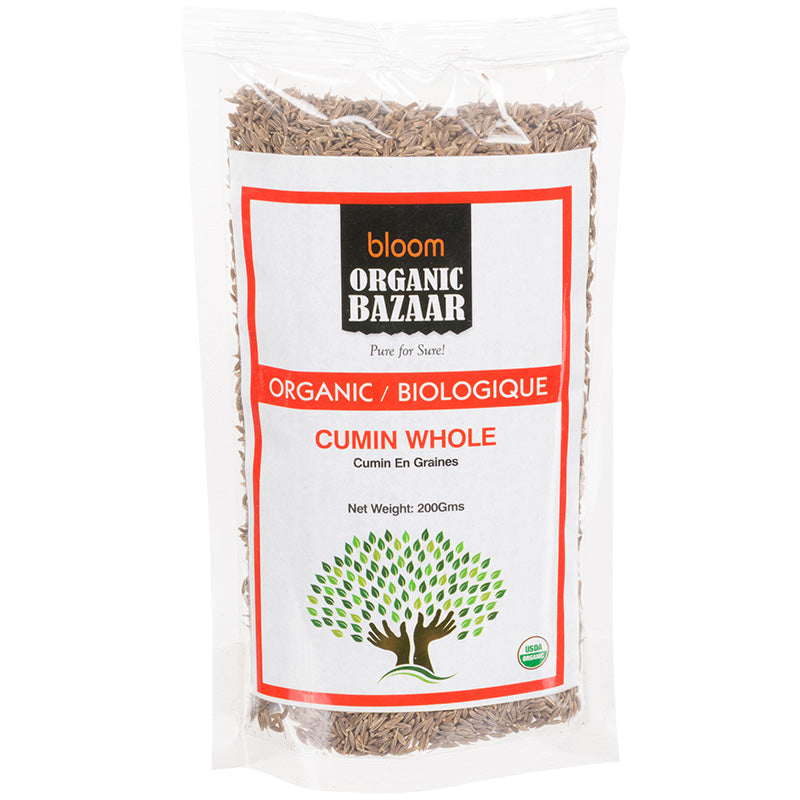 Bloom Organic Cumin Whole in Canada