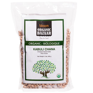 Bloom Organic Kabuli Chana in Canada